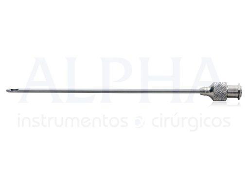 Cânula Seringa 20ml RH01 - 2mm x 08cm