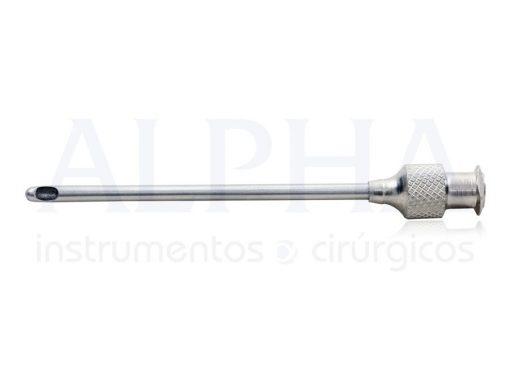 Cânula Seringa 20ml RH01 - 25mm x 5cm