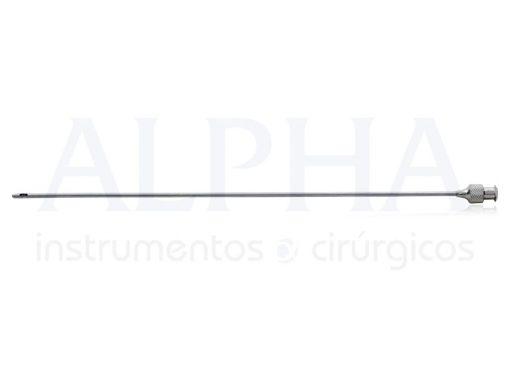 Cânula Seringa 20ml RH01 - 2mm x 20cm