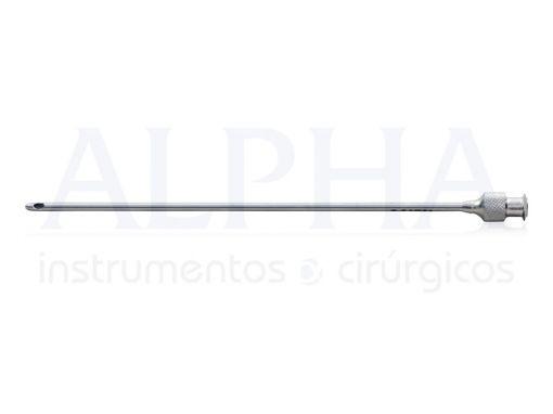 Cânula Seringa 20ml RH01 – 2mm x 12cm