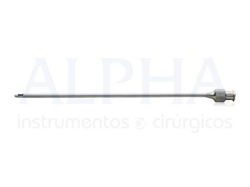Cânula Seringa 20ml RH01 - 25mm x 12cm