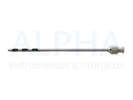 Cânula Seringa 20ml RH03 - 3mm x 10cm