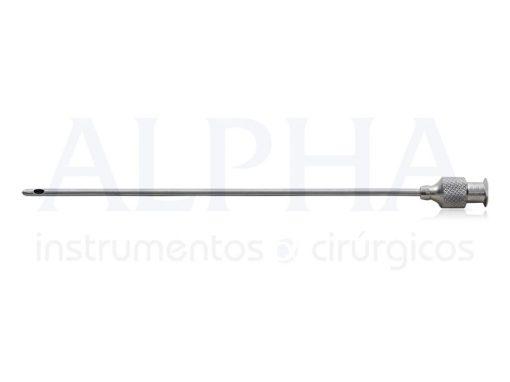 Cânula Seringa 20ml RH01 - 2mm x 10cm