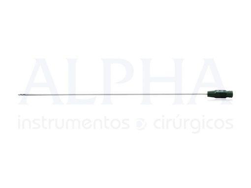 Cânula Seringa 20ml RH02 - 2mm x 20cm