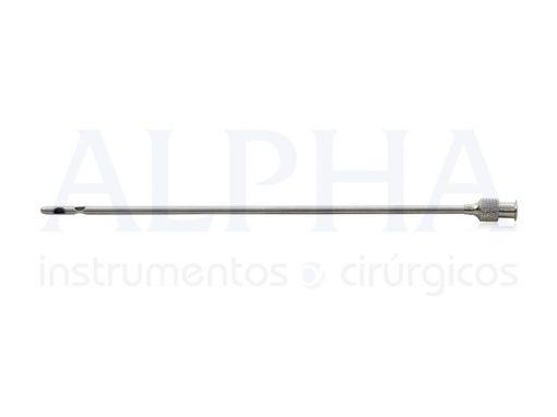 Cânula Seringa 20ml RH04 - 25mm x 15cm