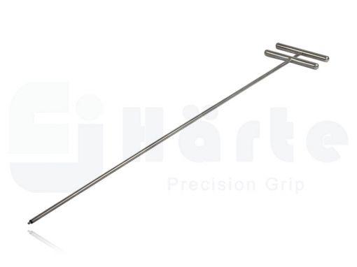 Passador de cateter com mandril