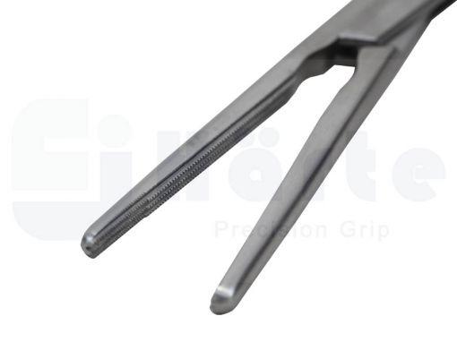 Pinça Z Clamp Parametrial 21cm Reta