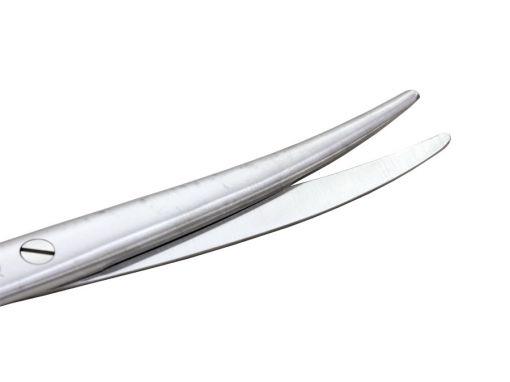 Tesoura Metzembaum 30cm Curva