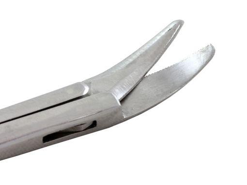 Tesoura de Micro Laringe Direita