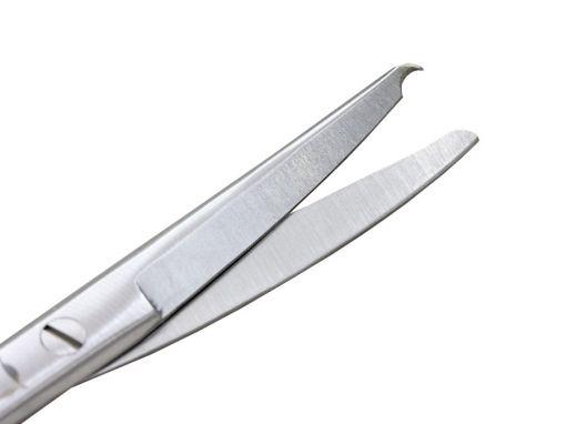 Tesoura Spencer Curva 12cm