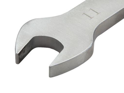 Chave de Boca Combinada em Aço Inox N°11