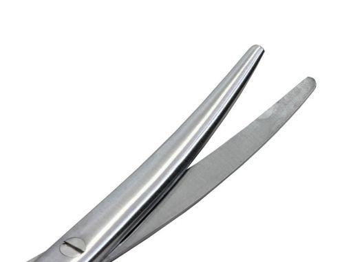 Tesoura Mayo Curva 22cm