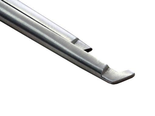 Pinça Kerrison Boca Para Baixo 45° 1mm