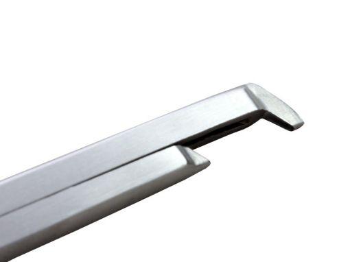 Pinça Kerrison Boca Para Cima 45° 1mm
