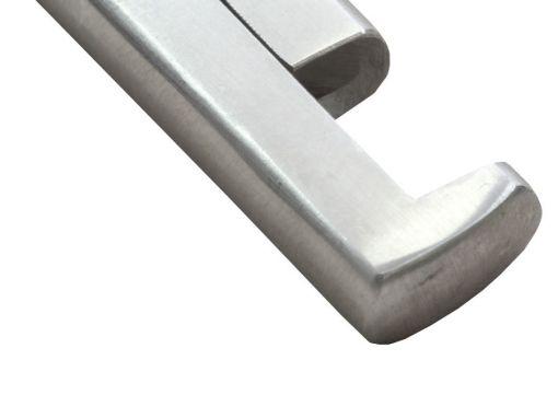 Pinça Kerrison Boca Para Baixo 90° 6mm