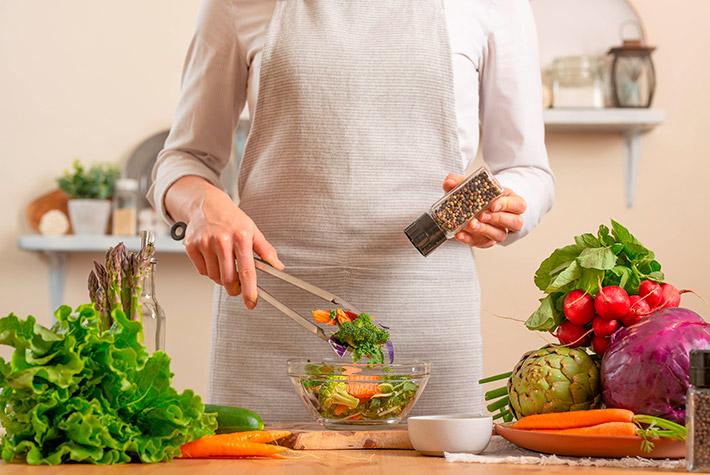 Alimentação Saudável Ansiedade