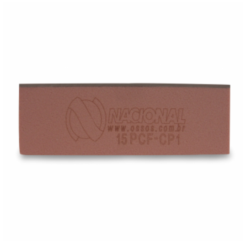 15PCF-CP1 - Corpo De Prova Com Cortical 1mm - L 4,5 X C 9,5 X A 3,1 cm