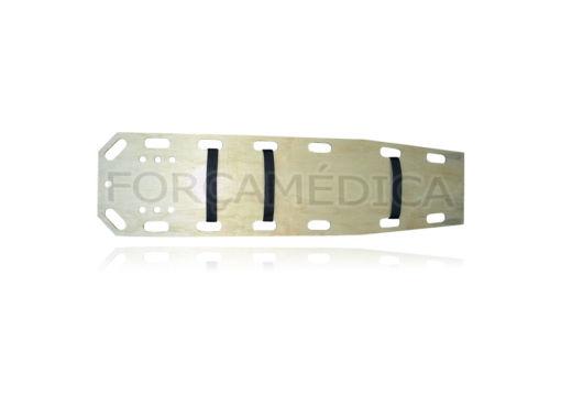Prancha de Resgate Com 3 Cintos de Velcro de 5cm de Largura