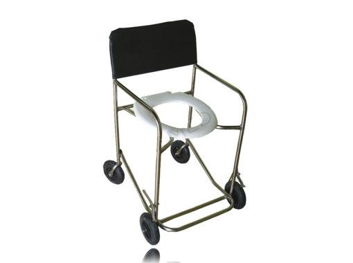 Cadeira de Banho Popular Inoxidável