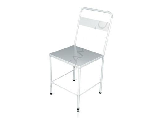 Cadeira Simples Esmaltada