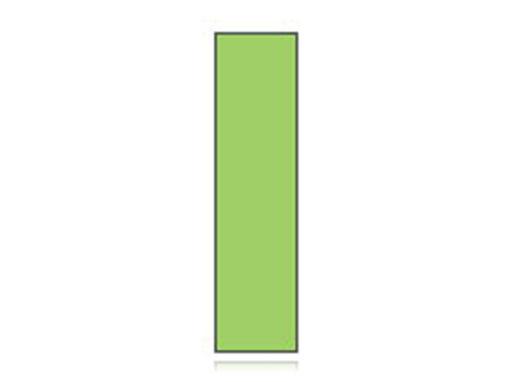 Fita Em Folha Colorida Verde Limão 6mm