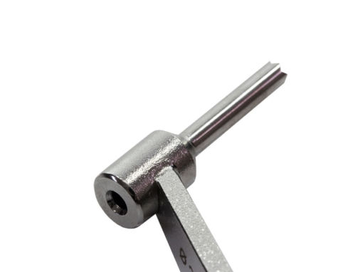 Guia Duplo Perfuração 2.5/3.5mm
